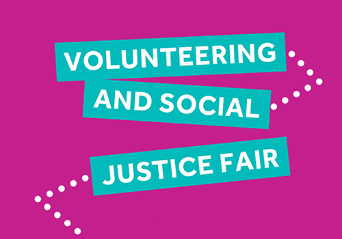 Wraparound Attends Manchester University Volunteering and Social Justice Fair